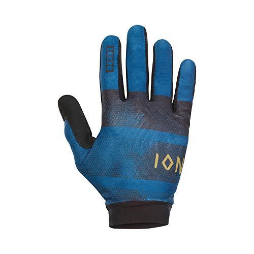 Ion Scrub Fahrrad Handschuhe lang schwarz 2021: Größe: M (8.5-9)