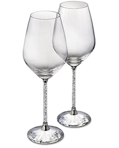 Swarovski Crystalline Weissweinglaeser (2er-Set) White Wine Glasses 1095947