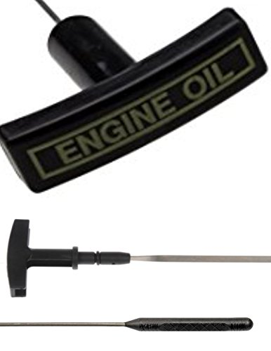 ENGINE OIL DIPSTICK | Level Gauge | Compatible with Ford 6.0 Diesel Super Duty 6.0L V8 POWERSTROKE 2003 2004 2005 2006 2007 F250 F350 F450 F550 Excursion | # 3C3Z6750AA