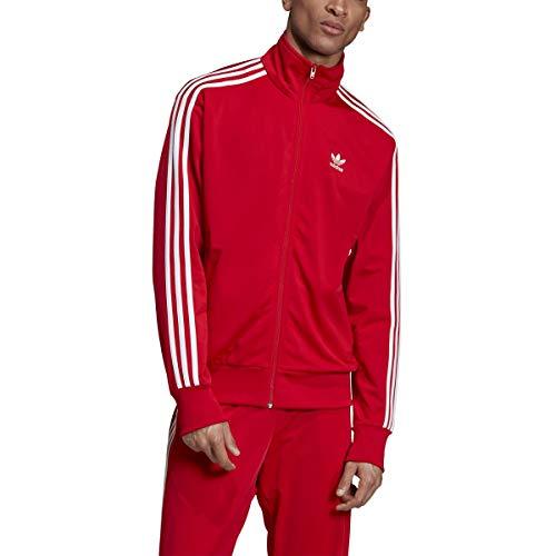adidas Originals Firebird Track Jacket Scarlet XL