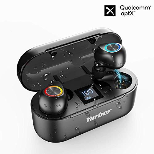 [Último Modelo 2020]Auriculares Bluetooth Intrauditivos, TWS CVC8.0...