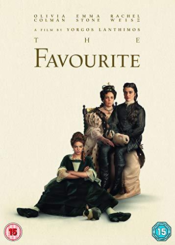 20th Century Fox - The Favourite DVD (1 DVD)
