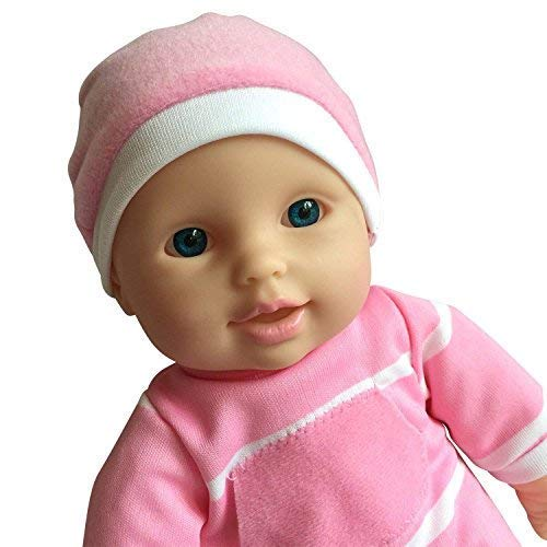 """The New York Doll Collection 11"""" Baby Doll Caucasian"""