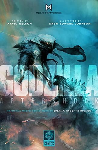 Godzilla: Aftershock (English Edition)