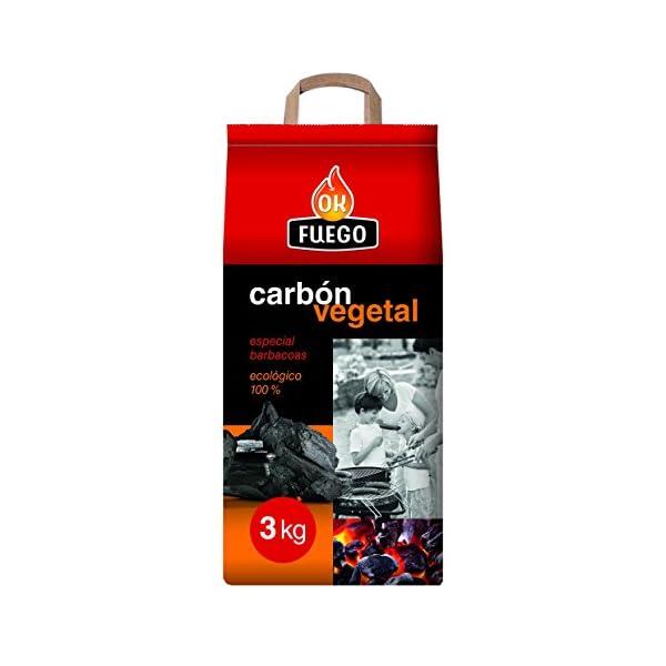 Flower 50216 – Carbon Vegetal, 3kg