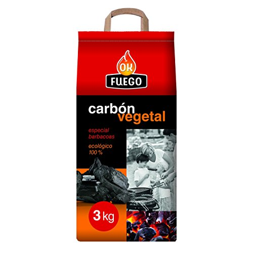 Flower 50216 - Carbon Vegetal, 3kg