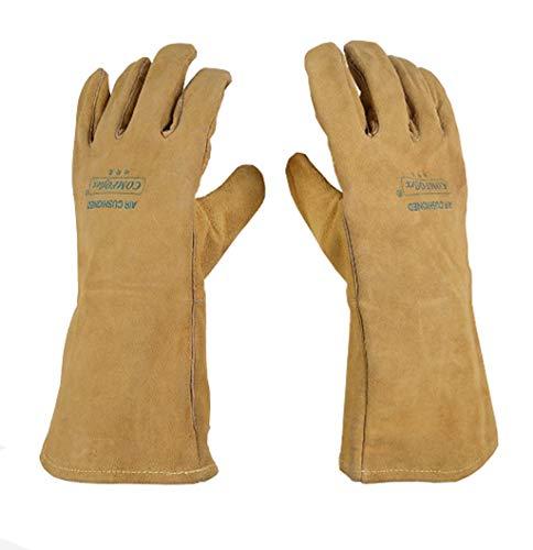 Manoplas Horno Resistentes Al Calor Guantes industriales, guantes de trabajo de...