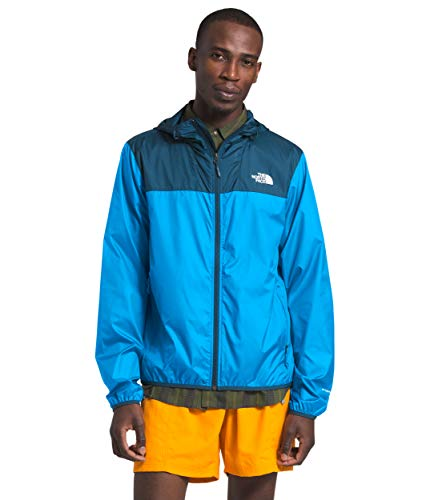 The North Face Men's Cyclone 2.0 Hoodie, Blue Wing Teal/Clear Lake Blue, XL