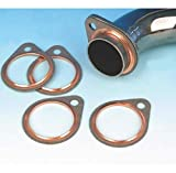 James Gaskets Fire-Ring Exhaust Port Gasket with Copper Ring