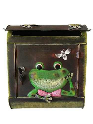 HTI-Line Briefkasten Frosch