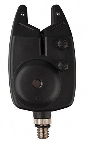 Ron Thompson Bissanzeiger Blaster VT, für Verschiedene Angelarten geeignet: Karpfenangeln, Aalangeln, Forellenangeln, Zanderangeln,Ton & Lautstärke verstellbar, Blaue LED