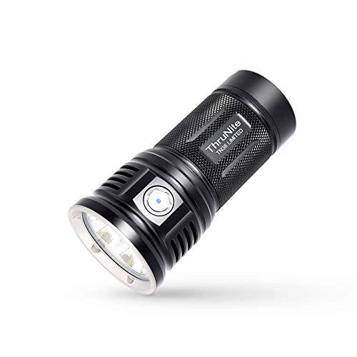 ThruNite TN36 Limited Version 11000 Lumens CREE XHP 70B LED Powerful Floody Flashlight Cool White (CW)