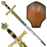 BladesUSA Ks-4914 Medieval Sword 47-Inch Overall