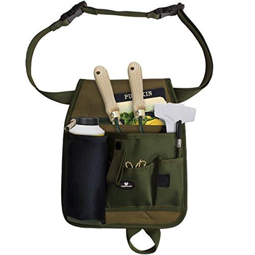 Case4Life Unisex Handy Garden Gardening Florist Waist Tool Belt Bag Pouch...
