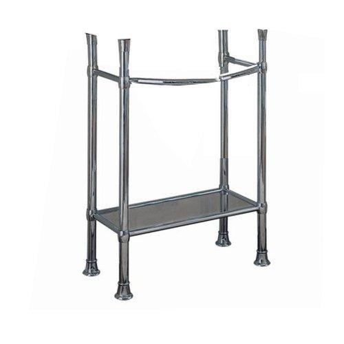 Hot Sale American Standard 8711.000.295 Retrospect Console Table Legs, Satin Nickel