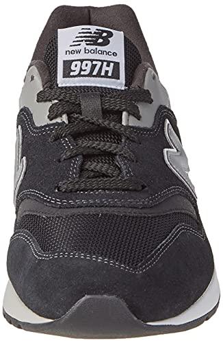 New Balance 997H Core, Zapatillas Hombre, Negro (Black), 43 EU