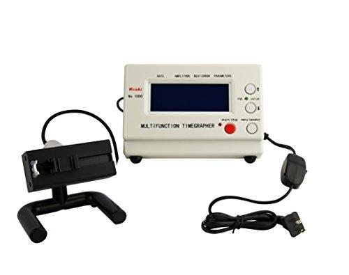 Weishi Timegrapher NO,1000 Reloj de máquina medidor multifunción herramientas de reparación
