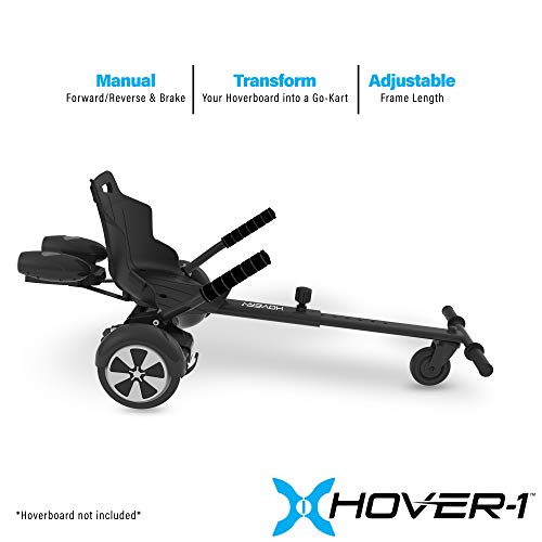 Save %8 Now! Hover-1 Falcon 1 Hoverboard Seat Attachment Turbo Light, Transform Your Hoverboard into...