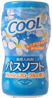 【オカモト】薬用入浴剤バスソフト クール 700g