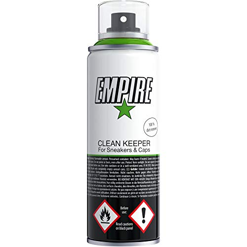 EMPIRE Clean Keeper - für Sneaker und Caps (200 ml)