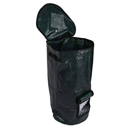 Fantastic Prices! AloPW Yard Waste Bags 2 Sizes Organic Waste Kitchen Picnic Garden Organizer Compos...