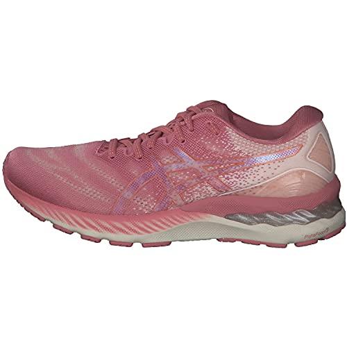 ASICS Gel-Nimbus 23, Zapatillas de Running Mujer, Smokey Rose Pure Bronce, 40.5 EU
