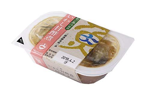 阿部長商店 レモン果汁使用いわし甘酢煮(トレー) 100g ×8個