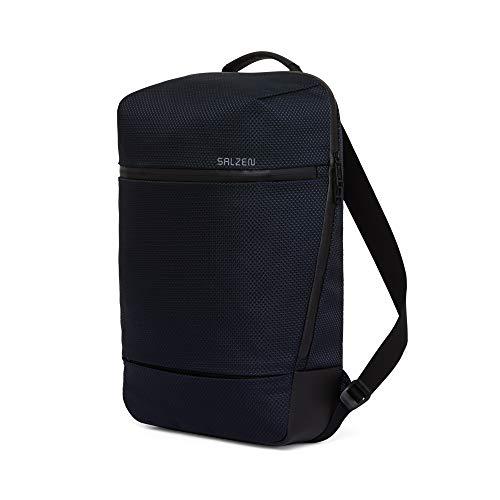 SALZEN Daypack - 15l Business Rucksack mit Organizer, RFID-sicheres Fach, ergonomisch, wasserfest, nachhaltig