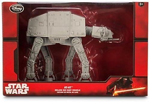 Disney Star Wars AT-AT Die Cast Vehicle - Walk the walk
