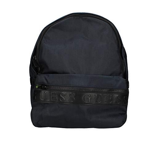 Guess Dan Backpack Mochilas Hombres Azul - única - Mochila Bag