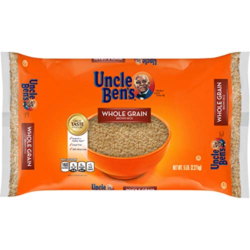 UNCLE BEN#039S Whole Grain Brown Rice Bag 5lb
