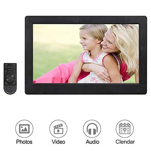 11,6 inch HD digitale fotolijst fotoalbum met groot digitaal fotoalbum en 1920 x 1080 resolutie met bewegingssensor, meertalige ondersteuning.
