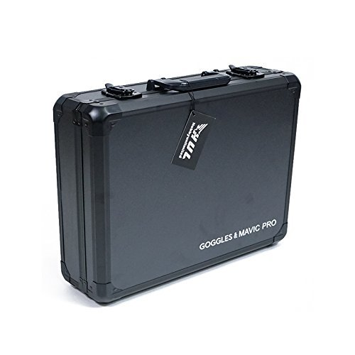 HUL Aluminum Carrying Case for DJI Mavic Pro and DJI VR Goggles