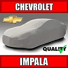 AutoPartsMarket Chevy Impala 4-Door 1965 1966 1967 1968 1969 1970 Ultimate Waterproof Custom-Fit Car Cover
