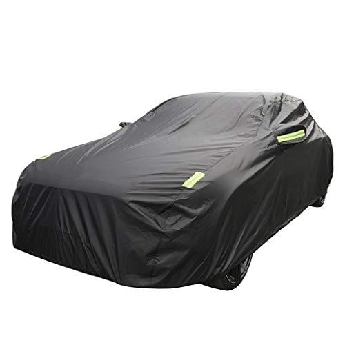 Couverture de voiture Compatible avec Mazda Atenza Car Cover Car Vêtements épais Tissu Oxford pluie protection solaire Car Cover Car Cover Tissu (Size : Oxford cloth - single layer)