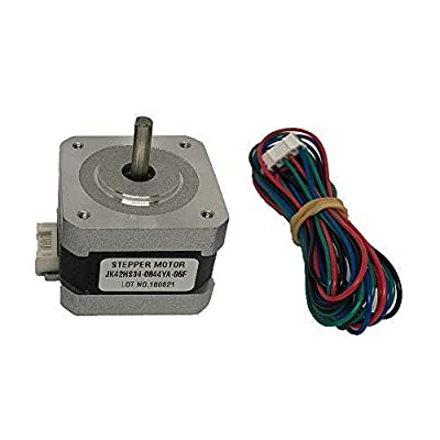 3Wthings NEMA 17 Stepper Motor 42-34 1.8° 0.8A Genuine Replacement Motor for Creality 3D Printer
