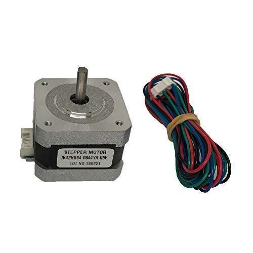 3Wthings NEMA 17 Schrittmotor/Stepper Motor 42-34, 1.8°, 0.8A / Original Ersatz-Motor für Creality 3D Drucker