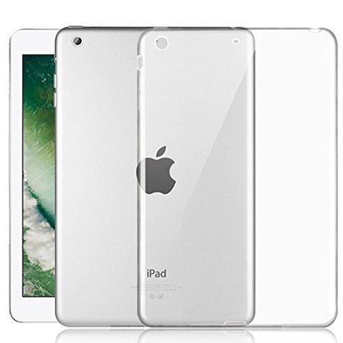 iPad 9.7 2017 ケース MaxKu ソフト クリア 耐衝撃 薄型 軽量 透明 Apple ipad 9.7 2017 専用カバー TPU 新...