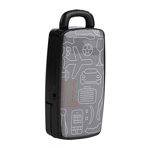 Whistle Key Finder, Electronic LED Whistle Lost Key Keychain Finder Llavero de Alarma Control de Sonido Portátil Anti-pérdida