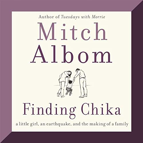 Finding Chika audiobook cover art