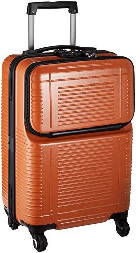 [プロテカ] スーツケース 日本製 ポケットライナー サイレントキャスター 機内持ち込み可 保証付 35L 49 cm 3kg サンセットオレンジ