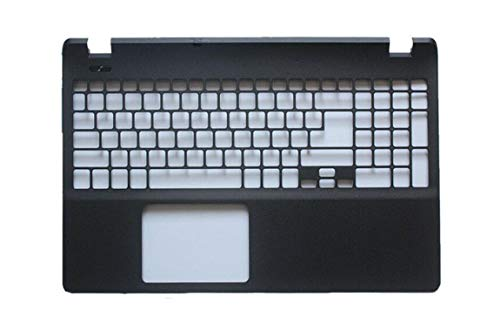 HuiHan Replacement for Acer Aspire ES1-512 ES1-531 Series Keyboard Palmrest Upper Cover Shell