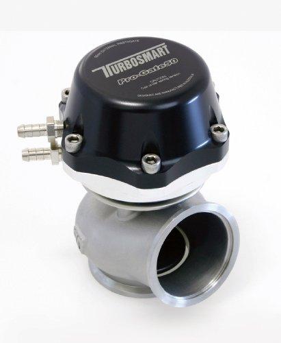 Turbosmart TS-0502-1002 Black 7PSI WG50 Wastegate Pro-Gate50