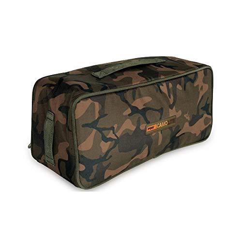 Fox Camolite Standard Storage Bag 39x15x18cm - Tackletasche, Angeltasche zum Karpfenangeln, Tasche für Angelzubehör