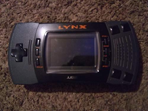 Atari Lynx 2 Portable Handheld Video Game System