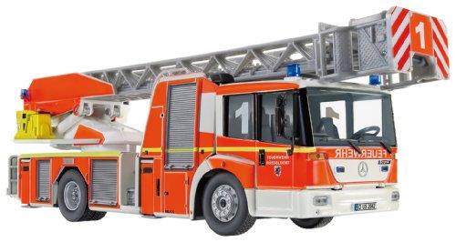 Wiking 7333 - Feuerwehr DL-32 - MB-Econic Düsseldorf