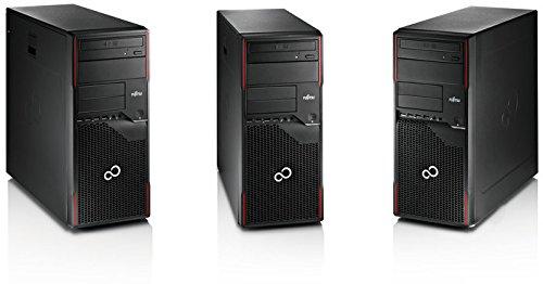 Fujitsu Esprimo P910 0-Watt Intel Quad Core i5 240GB SSD + 500GB HDD Festplatte 8GB Speicher Win 10 Pro MAR DVD Brenner PC Computer (Generalüberholt)