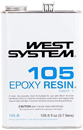 West System Epoxy Resin .98 gal