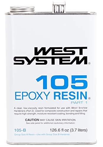 West System 105-B Epoxy Resin
