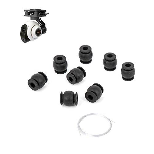 Yuneec Gummidämpfer für CGO2 Kamera (8 Stück)